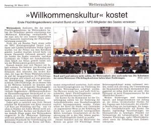 WZ Flüchtlingskonferenzk