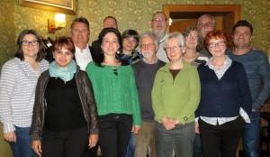 Jahreshauptversammlung 2017 IZFk